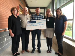 Farm Credit Canada - Donation to Chatham-Kent Health Alliance Foundation