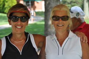 Volunteers at 13th Annual Chatham-Kent Health Alliance Foundation Pro Am Golf Tournament