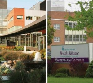 Chatham and Wallaceburg sites - Chatham-Kent Health Alliance